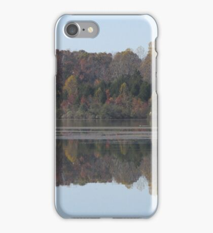 Natures Reflection iPhone Case/Skin