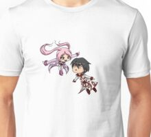 Super Smash Bros - Robins [Pink/White Mage] Unisex T-Shirt