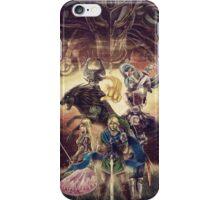 Hyrule Warriors iPhone Case/Skin