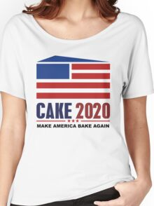 CAKE 2020 Women's Relaxed Fit T-Shirt
