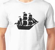 Pirate ship Unisex T-Shirt