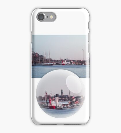STOCKHOLM VIEW iPhone Case/Skin