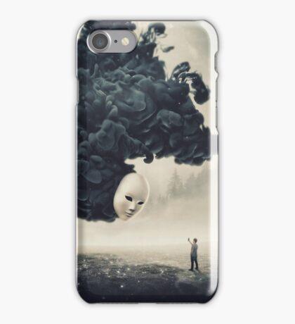 The Selfie A Dark Surrealism iPhone Case/Skin