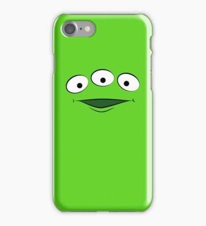 Toy Story Alien - Smile iPhone Case/Skin