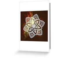 Just there Greeting Card