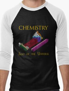 The Universal Bricks Men's Baseball ¾ T-Shirt