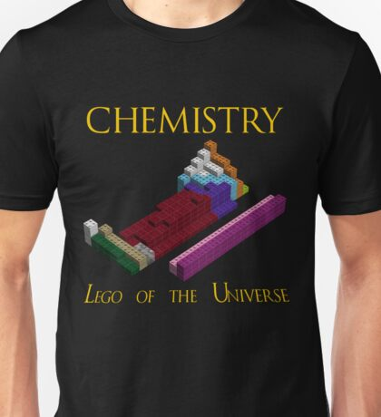 The Universal Bricks Unisex T-Shirt