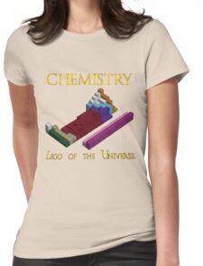 The Universal Bricks Womens Fitted T-Shirt