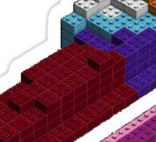 The Universal Bricks Sticker