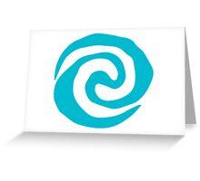 Mana Symbol I Greeting Card