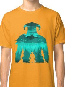 Dragonborn Silhouette Classic T-Shirt