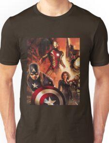 Super heroes Unisex T-Shirt