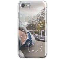 The 1989 world tour  iPhone Case/Skin