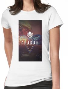 OVERWATCH PHARAH Womens Fitted T-Shirt