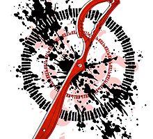 Scissor Blade by aDamico
