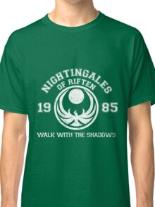Nightingales of Riften - Jersey Style Classic T-Shirt