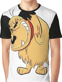 Funny Muttley Laugh Graphic T-Shirt