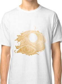 Eye and waves Classic T-Shirt