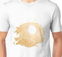 Eye and waves Unisex T-Shirt