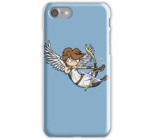 Flew too close to the Derp iPhone Case/Skin