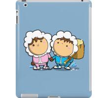 Icy Climbers iPad Case/Skin