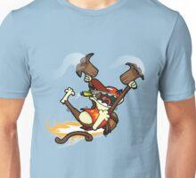 A barrel of DOOM! Unisex T-Shirt