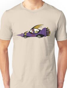 Dick Dastardly and Muttley in the Mean Machine Unisex T-Shirt