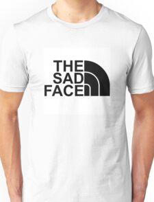 T H E  S A D  F A C E  T-Shirt