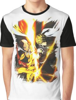 // THE SUPER HEROES // Graphic T-Shirt