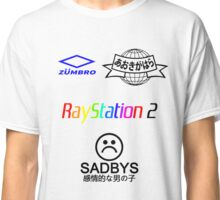 raystation worldwide sports jersey Classic T-Shirt