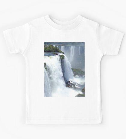 Iguazu Falls Kids Tee