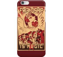 Friendship is Magic iPhone Case/Skin