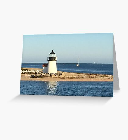 Brant Point II Greeting Card