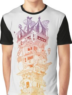 Traveling Circus Graphic T-Shirt