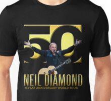 NEIL DIAMOND 50th year Anniversary tour 2017 - hot seller Unisex T-Shirt