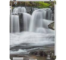 West Virginia's Dunloup Falls iPad Case/Skin
