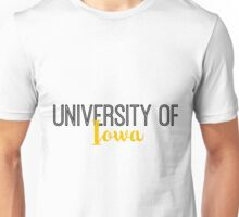 University of Iowa Unisex T-Shirt