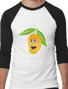 Mango Men's Baseball ¾ T-Shirt