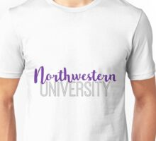 Northwestern University Unisex T-Shirt