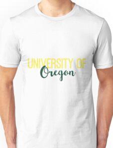 University of Oregon Unisex T-Shirt