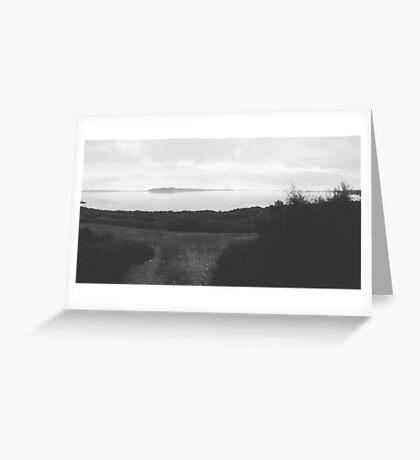 Port Mahon, Sigean Greeting Card