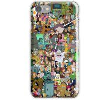 Futurama Cast iPhone Case/Skin