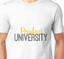 Purdue University Unisex T-Shirt