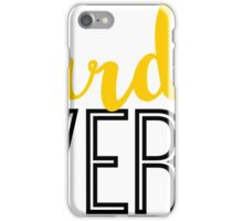Purdue University iPhone Case/Skin