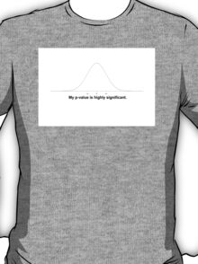 P-Value T-Shirt
