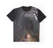 Big bad wolf Graphic T-Shirt