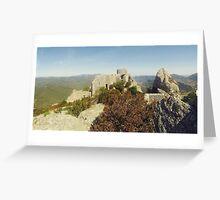 Château de Peypertuse Greeting Card