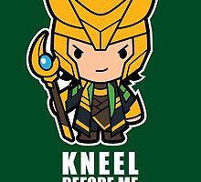 Kneel Before Me by JolleyRoger