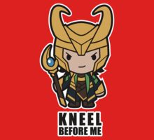 Kneel Before Me Kids Clothes
