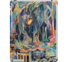 In the mind iPad Case/Skin